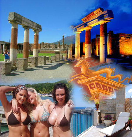 Amalfi Coast and Pompei Incoming - Guide services .::.